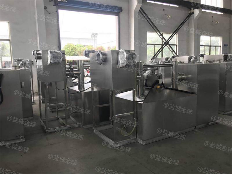 油水分離器應用范圍