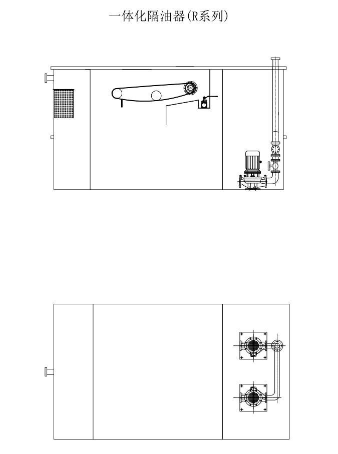 油脂分离器安装器