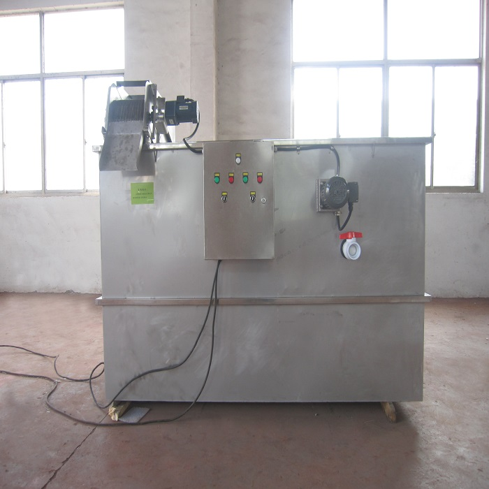 全自动油水分离器餐饮污水分离设备隔油处理
